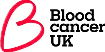 Blood Cancer UK logo