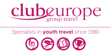 Club Europe Group Travel logo