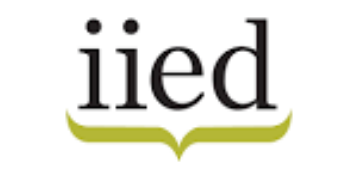 International Institute for Environment and Development (IIED) logo