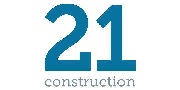 21construction logo