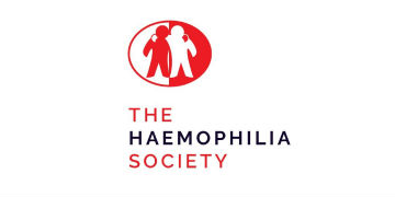 The Haemophilia Society logo