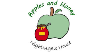 Apples and Honey Nightingale logo