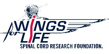 Wings for Life UK Spinal Cord Research Foundation logo