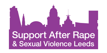 Support after Rape and Sexual Violence Leeds logo