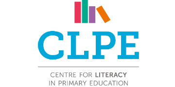 The Centre for Literacy in Primary Education (CLPE) logo