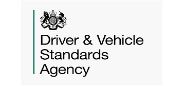 Driver & Vehicle Standards Agency logo