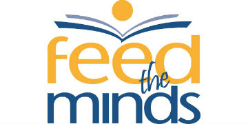 Feed the Minds logo