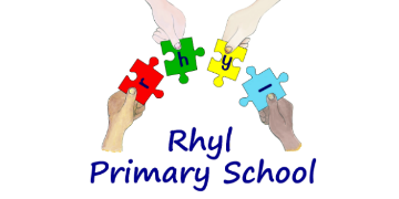 Rhyl Primary School logo
