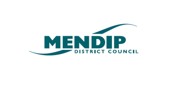Mendip District Council logo