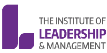 Institute of Leadership & Management logo