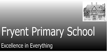 Fryent Primary School logo