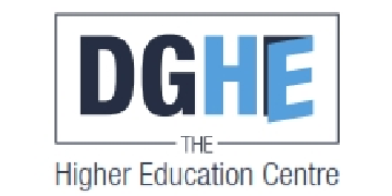 DAVID GAME COLLEGE HIGHER EDUCATION CENTRE logo