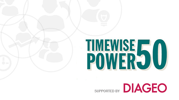 Why Diageo is supporting the Timewise Power 50 awards